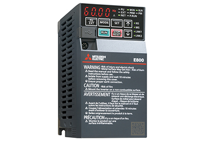 FR-E800 Variable Frequency Drive
